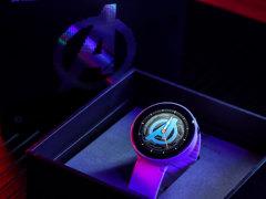 漫威迷首选 华米Amazfit智能手表2复仇者联盟限量款图赏