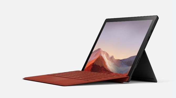 配10代酷睿和USB-C接口 微軟Surface Pro 7國行版上市