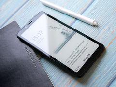 水墨屏硬件级护眼 海信阅读手机A5图赏