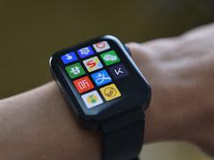 安卓陣容終于有了一款真正的智能手表!  小米手表開箱