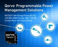 Qorvo®发布新款适用于无刷直流电动工具的新型电源应用控制器(PAC™)