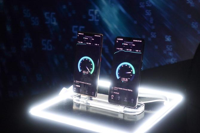 """不知道5G有什么用?华为在北京王府井开设""""5G重构想象空间馆"""""""