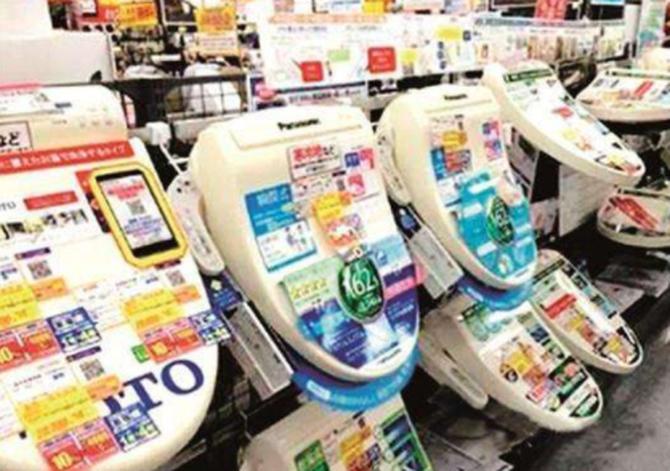日本马桶盖风光不再  中国制造更理解国人消费痛点