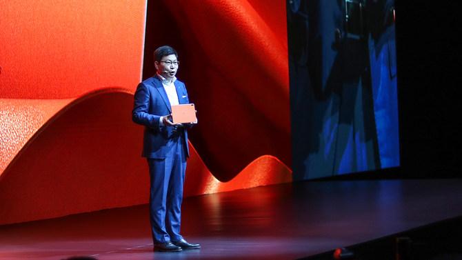 专访华为余承东:我们将打造出全球最完善的智慧生态