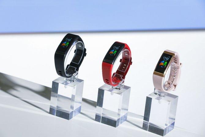 运动健康的腕上管理专家 华为手环4Pro 评测
