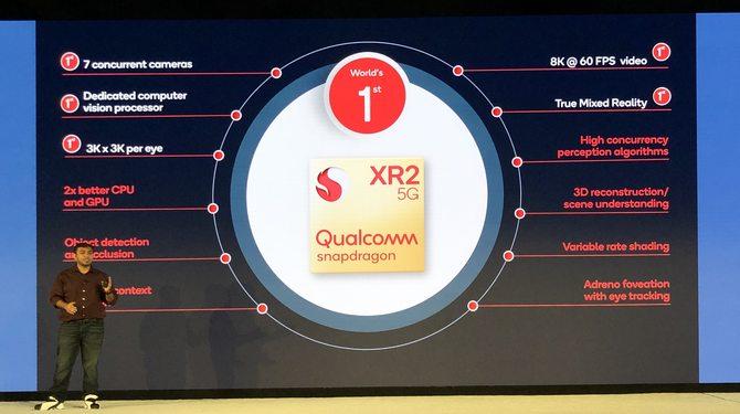 高通正式发布骁龙XR2 5G平台