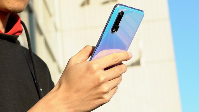 华为nova6 5G上手体验:你是不是该换一台5G手机了