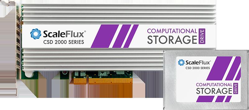 """将计算""""下沉""""到存储,ScaleFlux独特理念支撑数据创新"""
