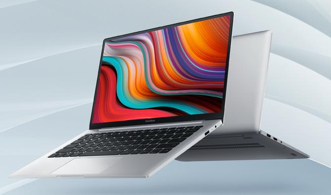 RedmiBook首款全面屏超轻本