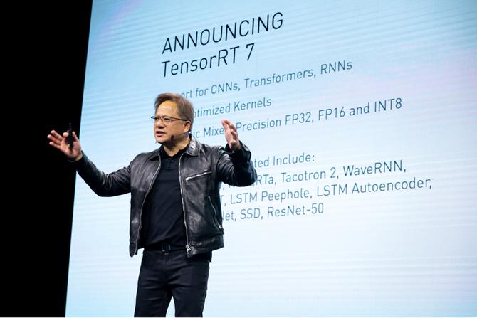 NVIDIA发布全新推理软件,开创交互式会话AI新时代
