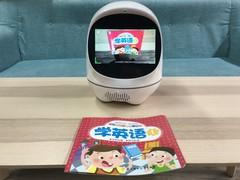 家長孩子都喜歡 阿爾法蛋大蛋2.0 AI學習機器人圖賞