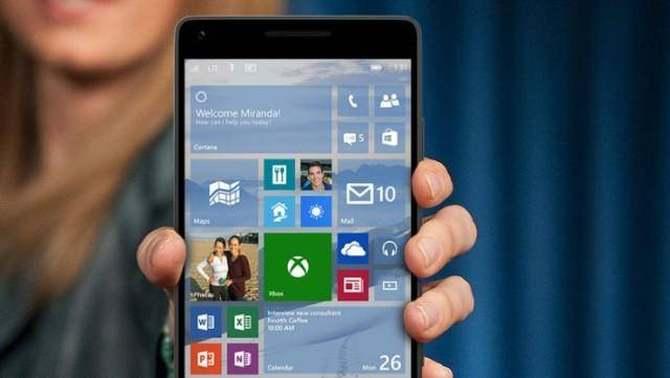 大河濮阳网:Windows 10 Mobile寿终正寝 微软手机体厦魅正式辞行