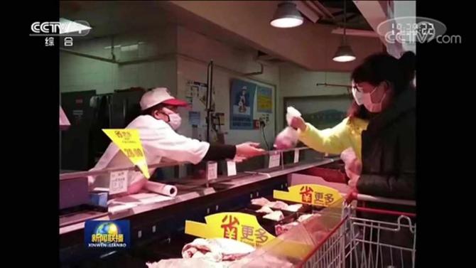 新闻联播点赞苏宁保供应不涨价,家乐福累计供货超1.6万吨
