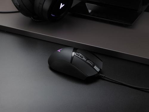 5G时代无线反冲,小米10可为雷柏VT350Q无线充电游戏鼠标充电