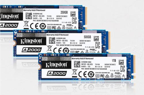 M.2 NVMe成主流——装机选金士顿A2000固态硬盘更划算
