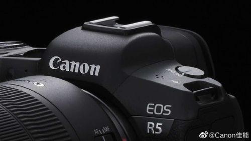 你以为这是EOS R的升级版?佳能EOS R5并不简单!