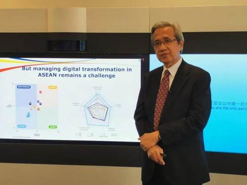 华为首次直播行业数字化转型大会,汇聚全球思想