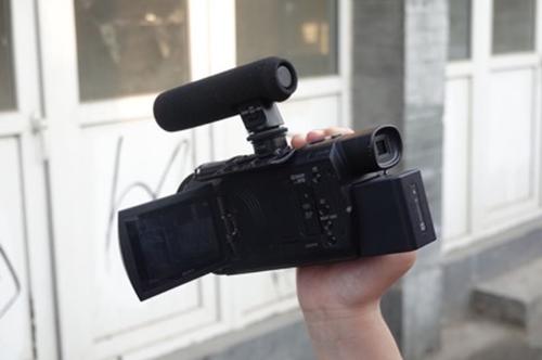 索尼AX60摄像机 Vlog视频优选推荐