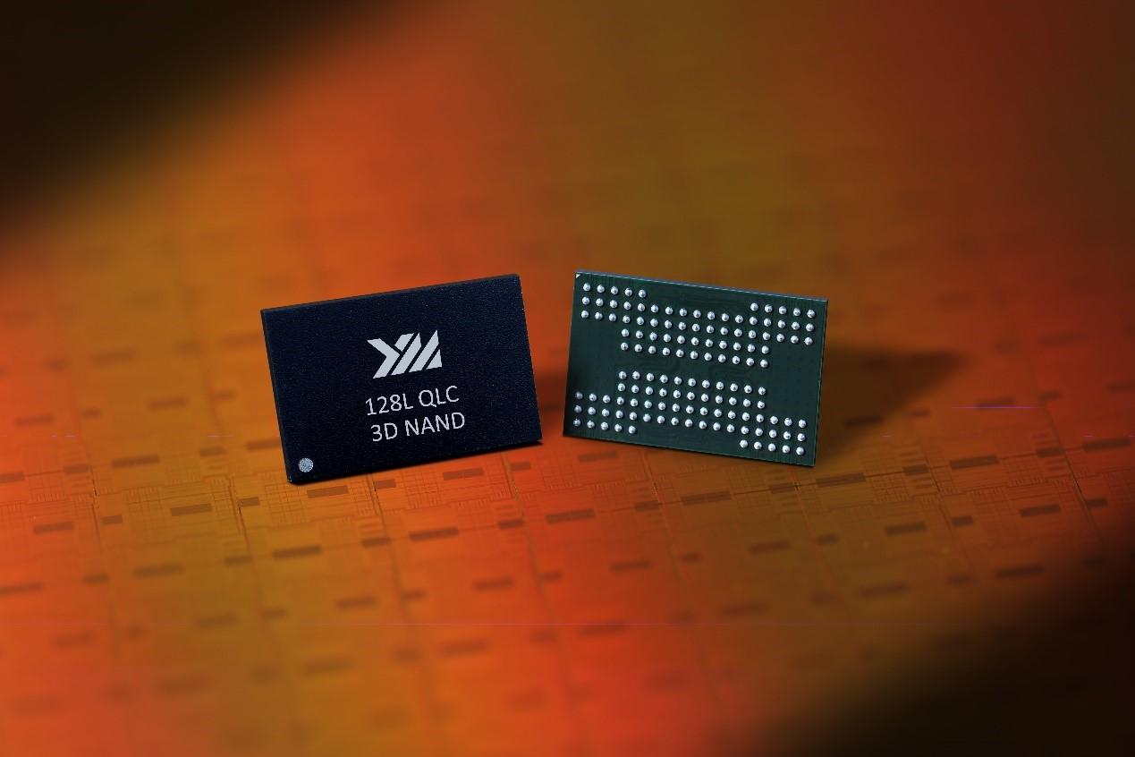 跻身全球第一梯队 长江存储发布128层3D NAND闪存