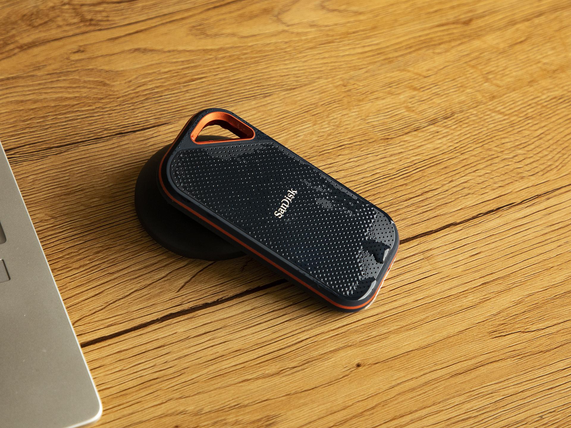 ip55级防尘防水 这款移动固态硬盘兼顾性能和实用图片