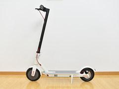 新增可視化儀表盤/售價1999元,米家電動滑板車1S開箱上手