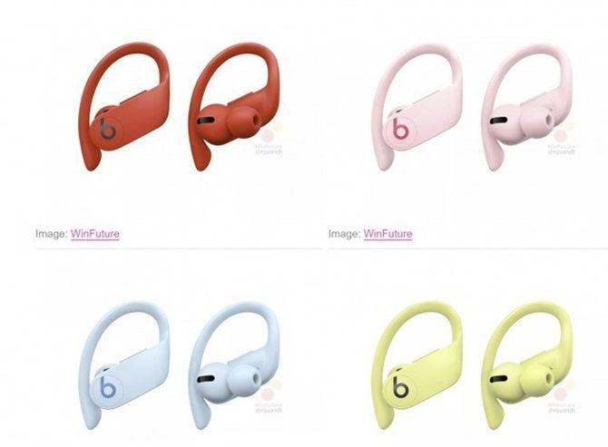 夏日风十足!苹果这款真无线耳机将新增4种配色-数码影音专区