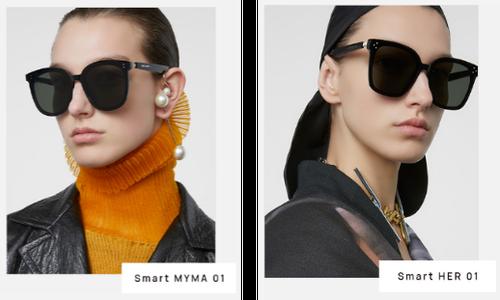 """时尚的智能眼镜""""能通话""""——华为智能眼镜2020春夏新款5月25日线上预售-数码影音专区"""