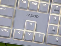 办公游戏均能轻松胜任 雷柏MT710机械红轴键盘评测