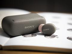 出色音质佩戴舒适 索尼WF-H800真无线耳机图赏
