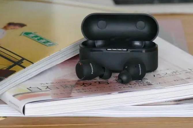 松下新真无线耳机:主动降噪+续航比肩苹果耳机