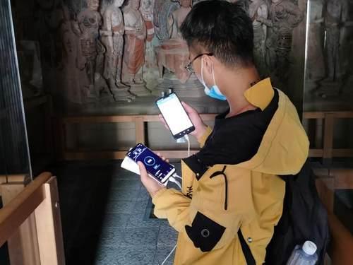 身处闹市,梦回敦煌:5G To B揭开千年文化谜语