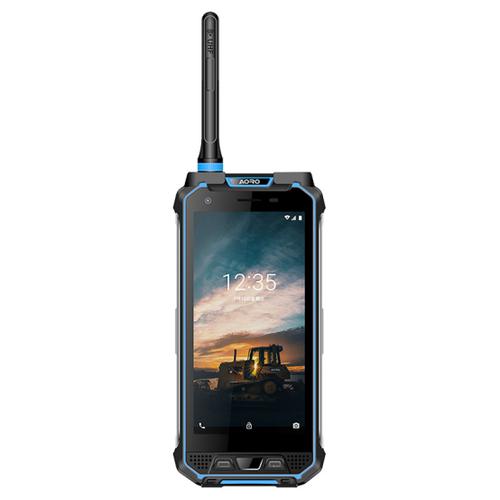 遨游M5智能防爆手机T5GbDMR双模防爆对讲机