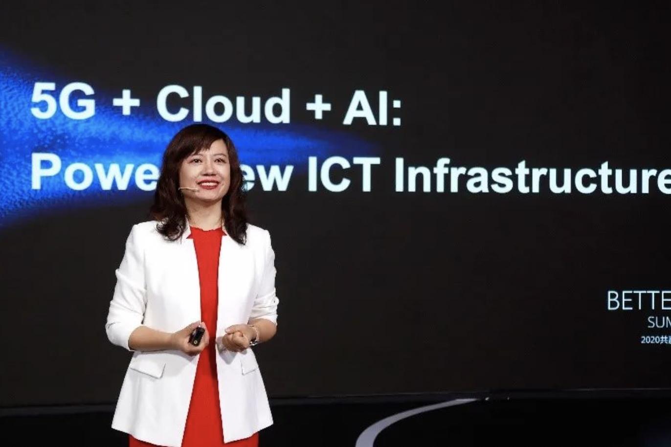 华为胡克文:面向5G和云,开启400GE智能IP时代