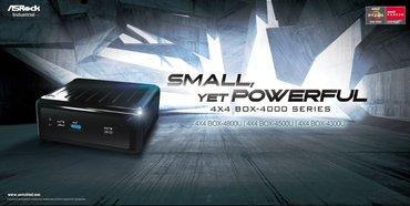华擎发布新款mini主机,搭载锐龙处理器