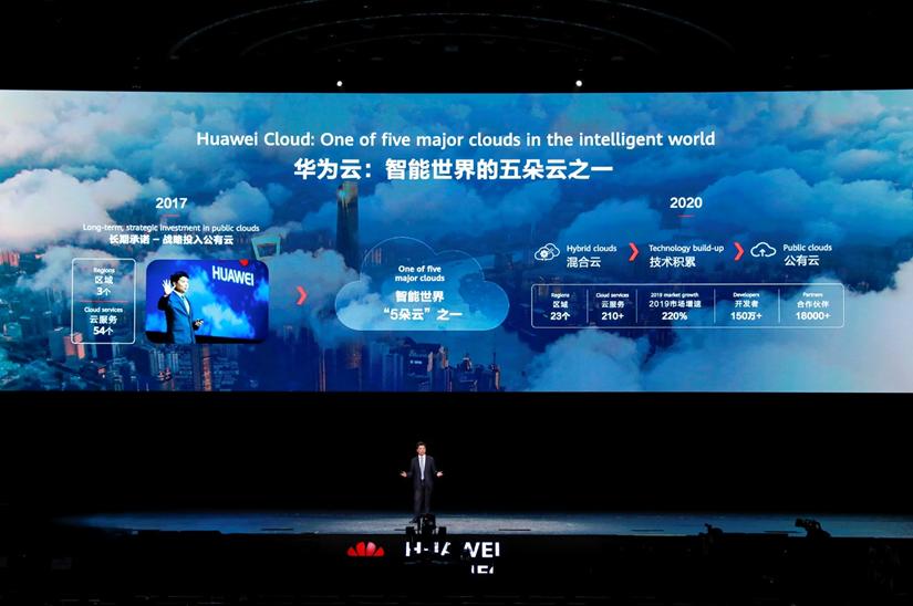 智能化时代,华为云以AI驱动主业务系统创新