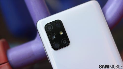 三星首款五摄手机曝光,预计2021年推出