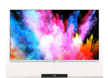 乐视Zero65 Pro壁画电视发布,4K高色域