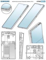 三星新专利曝光:可借助屏幕提升Galaxy机型音质