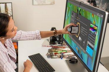戴爾推出首款mini LED背光顯示器,專業色準顯示