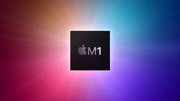 苹果自研M1芯片跑分测试,成绩超过英特尔酷睿i9