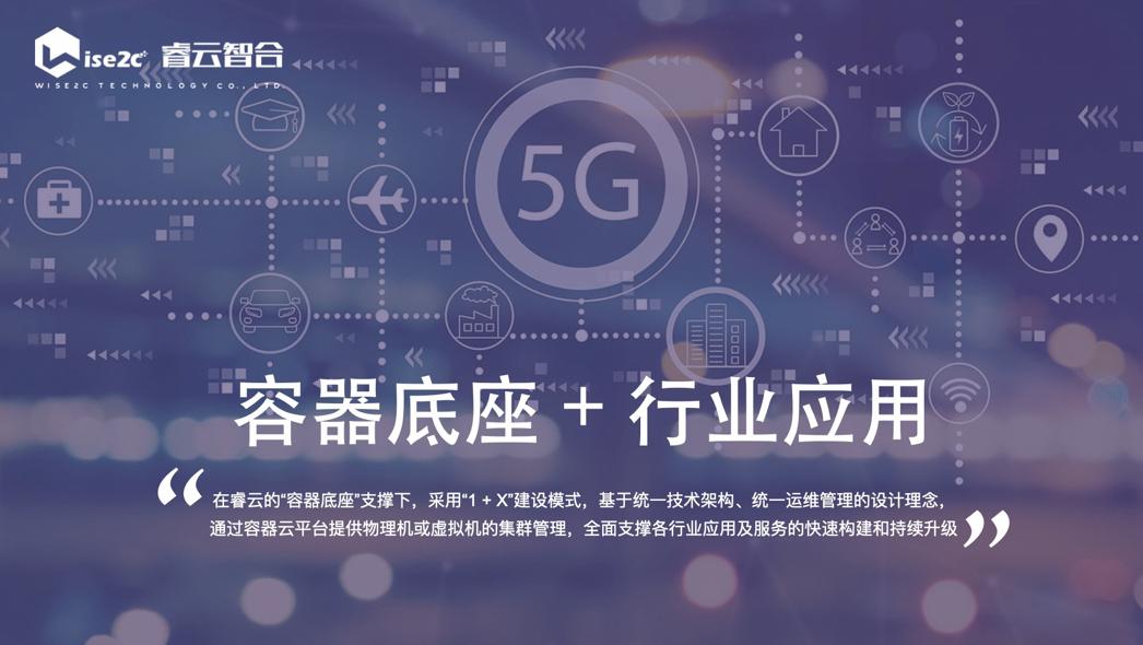睿云携手万维图新服务中移动5G应用创新平台建设