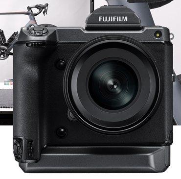 富士推出GFX100 IR红外相机:可拍出四亿像素照片