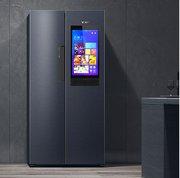 讓你愛上下廚 21Face云米 5G IoT對開門520L冰箱引領智能廚房新體驗