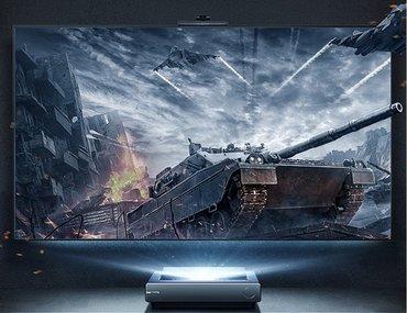 海信L9F系列激光电视发布,搭载智能摄像头