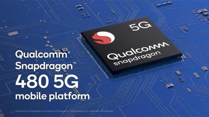 高通发布骁龙480 5G移动平台,推动5G入门平价机型将普及