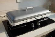 面向家庭的移动厨台 米家双口电磁炉体验