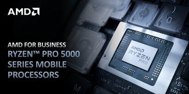 极致性能 升级Zen3架构 锐龙PRO 5000系列移动处理器解析