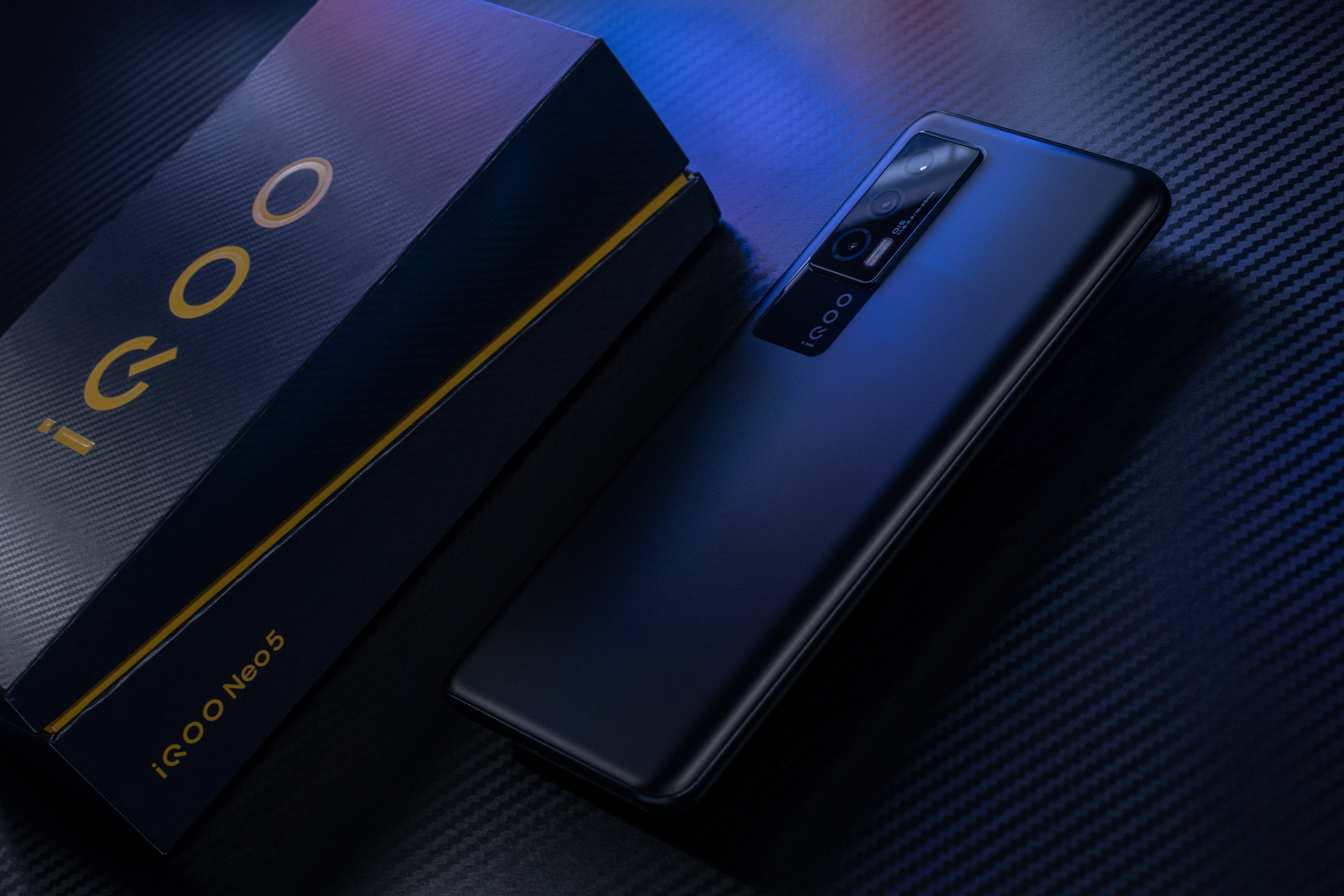 iQOO Neo5体验:双芯120帧游戏插帧  同价位只有它