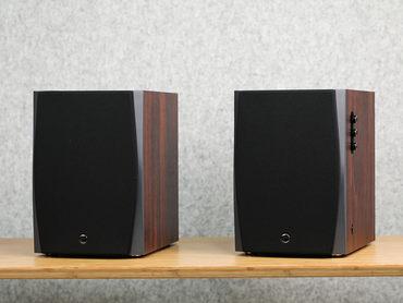 震撼8英寸单元 惠威D1500有源HiFi音响图片赏析