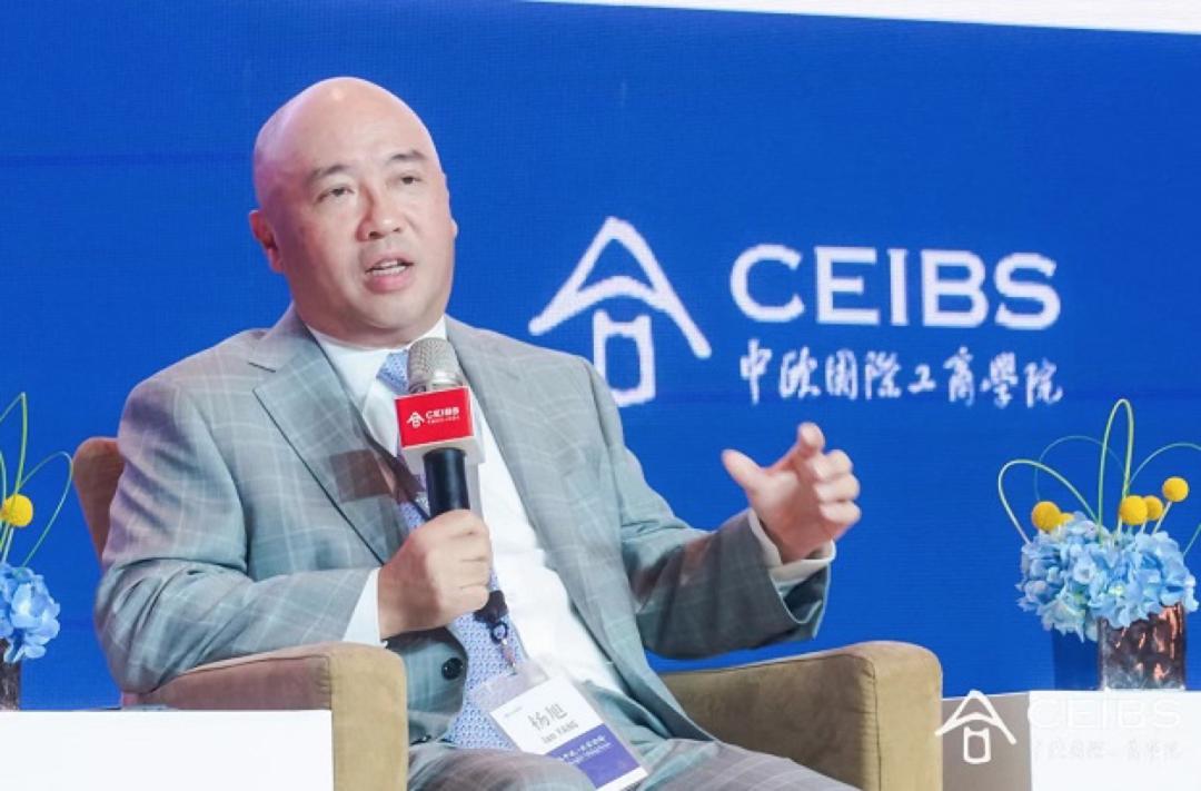 英特尔杨旭:中国市场提供更多互补性机遇,未来十年共同做大